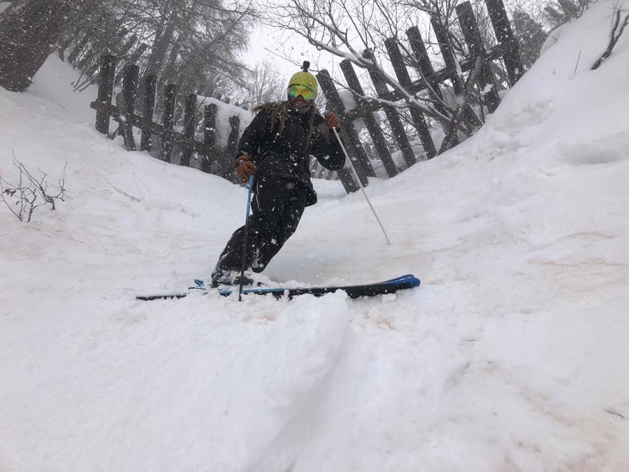 Semana en los Alpes, Febrero 2021