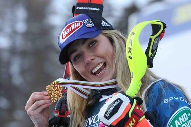 Mikaela Shiffrin, nueva campeona del mundo de combinada