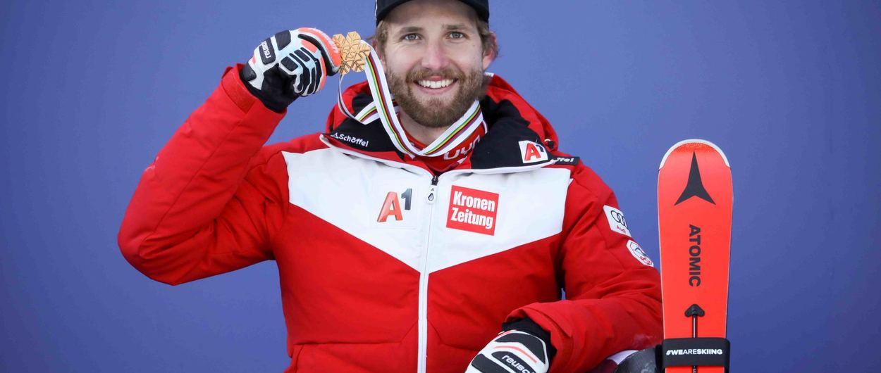 Impresionante victoria de Marco Schwarz en la Combinada de Cortina d'Ampezzo 2021