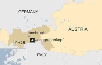 Cuatro fallecidos por una avalancha de nieve en Austria