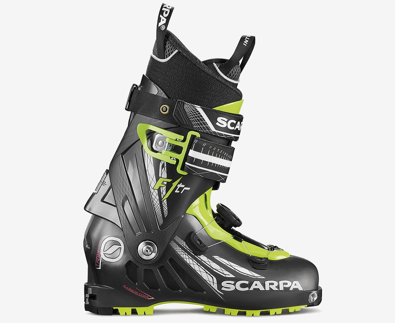 Botas de esquí Scarpa F1 Evo Smu ZPsWKpa