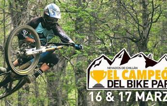 Gran fin de semana de mountain bike en La Parva y Nevados de Chillán