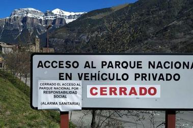 Hacer esquí de montaña estos días acarrea una multa mínima de 100 euros