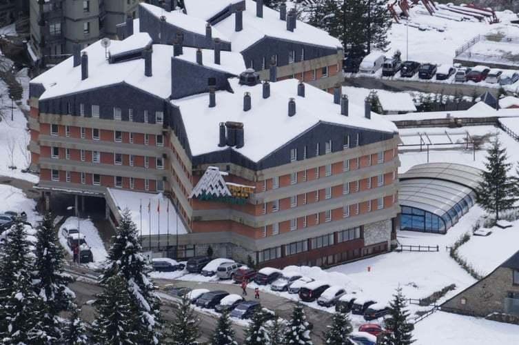 Hotel Montarto en Baqueira beret