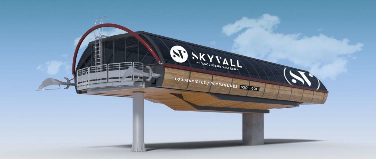 Skyvall: El nuevo telecabina a Peyragudes se inaugurará en julio