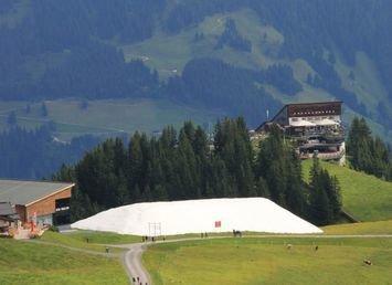 Deposito nieve Kitzbühel
