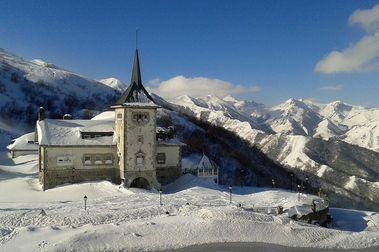 El Parador de Pajares abrirá para la próxima temporada de esquí
