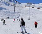 Se pronostica año con más nieve y centros de ski se preparan