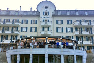 La RFEDI cambia la sede de la 'embajada española' en Saas Fee