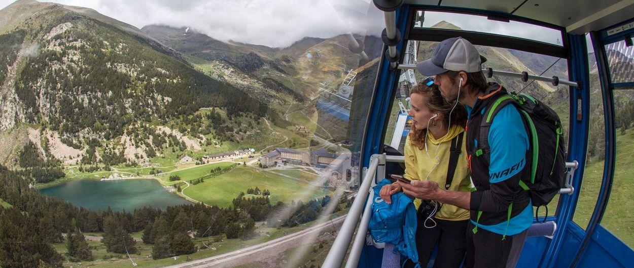 Vallter 2000 y Vall de Núria inician una montaña llena de actividades de verano