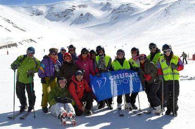 Esquí sin Barreras