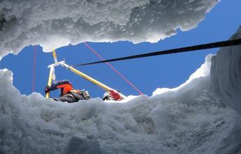 El Matterhorngletscher devuelve el cuerpo de un japonés