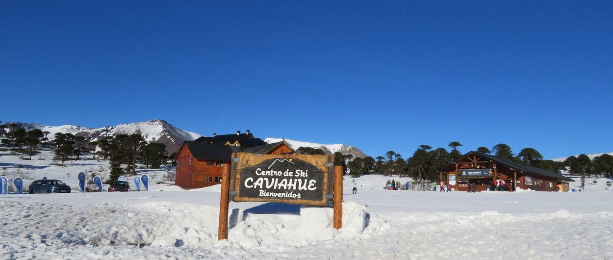 Caviahue habilita esquí y turismo