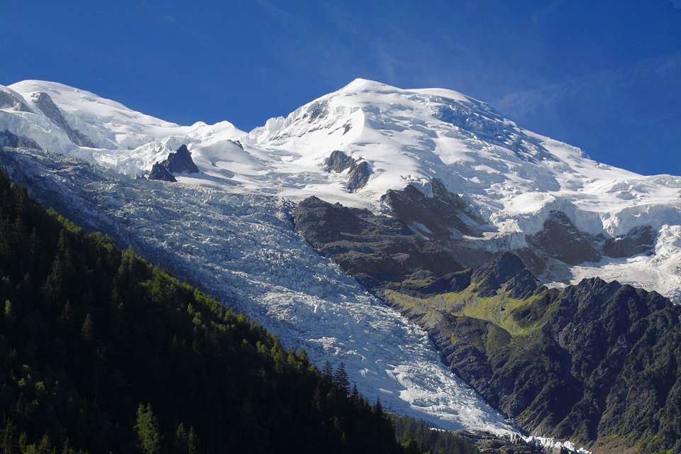 Los glaciares alpinos se funden 3 veces más rápido desde el 2003