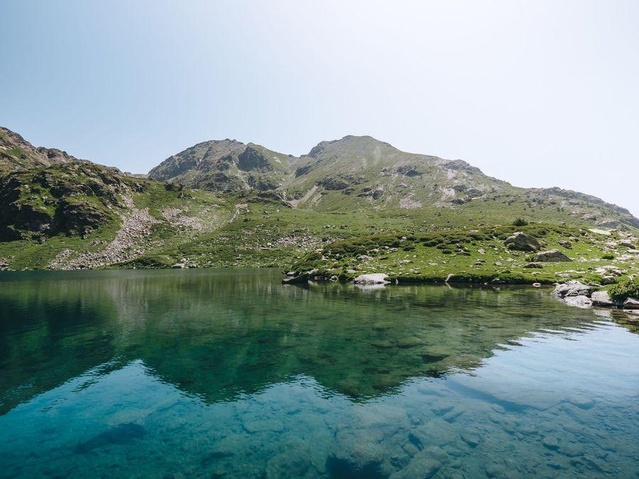 llac tristaina de Arcalis andorra