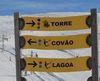 Serra da Estrela busca esquiadores brasileños y españoles
