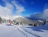Port del Comte sigue reforzando su sistema de nieve artificial