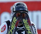 El Agujero de Algunos Skis Fischer