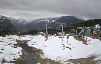 Porté Puymorens no abre sus pistas de esquí hasta el 1 de diciembre