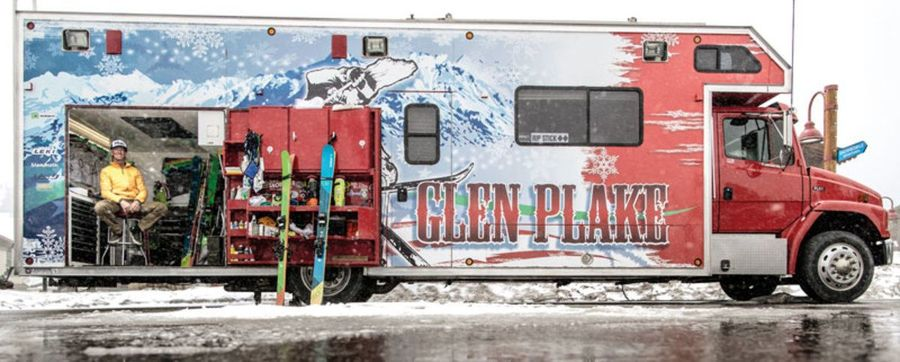 Glen Plake Down Home Tour