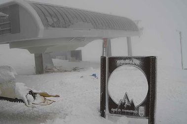 La segunda fase del telecabina de Alp 2500 se abrirá en verano