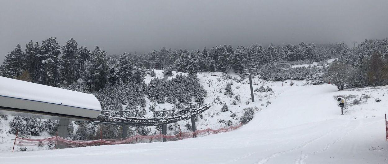 El Pirineo Oriental francés inicia la temporada con mucha energía