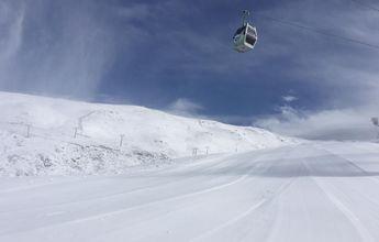 Sierra Nevada confirma su apertura de temporada de esquí el día 23