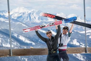 Colección Romp Skis 2020/2021