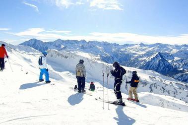 Las estaciones de esquí españolas aumentan la inversión para la temporada 20-21