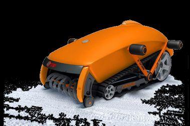 Roofus...robot quitanieves por radiocontrol