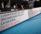 Los Mundiales de La Molina 2011, en todas partes