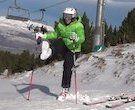 El calentamiento ideal para esquiar [Vídeo]