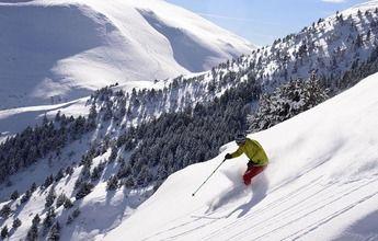 Abre el dominio esquiable de Alp 2500