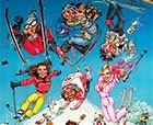 Sorteo. Semana de esquí para cuatro personas en Candanchú
