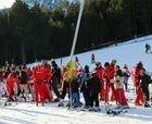 Andorra recibe más turistas de los esperados este invierno