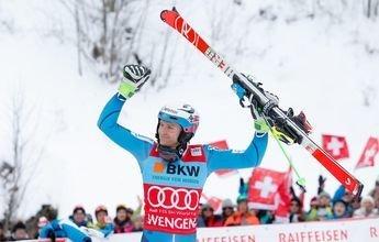Kristoffersen sigue con su racha de victorias ganando en Wengen