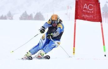 Una intensa nevada en Baqueira abre la Copa Masters de España