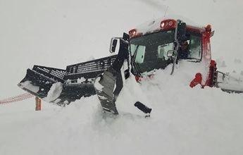 La nevada en Grandvalira va camino de batir el record de 2015