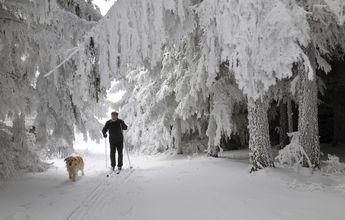 El esquí de fondo del Pirineo francés juega en otra liga