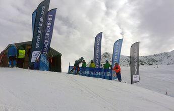 Arranca la competición para los 'no tan jóvenes' esquiadores