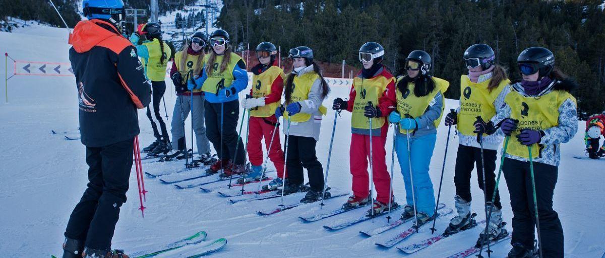 Los profesores de esquí de Port Ainé acusan de dumping salarial a Viajes Gestion 2000