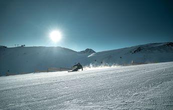 Grandvalira alcanza los 200 km de pistas para esquiar este fin de semana