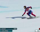 Super Gigante Olímpico: 30º para chileno Henrik Von Appen