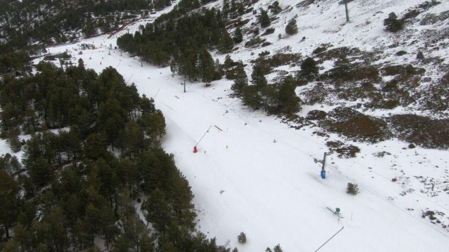 Snowpark Javalambre