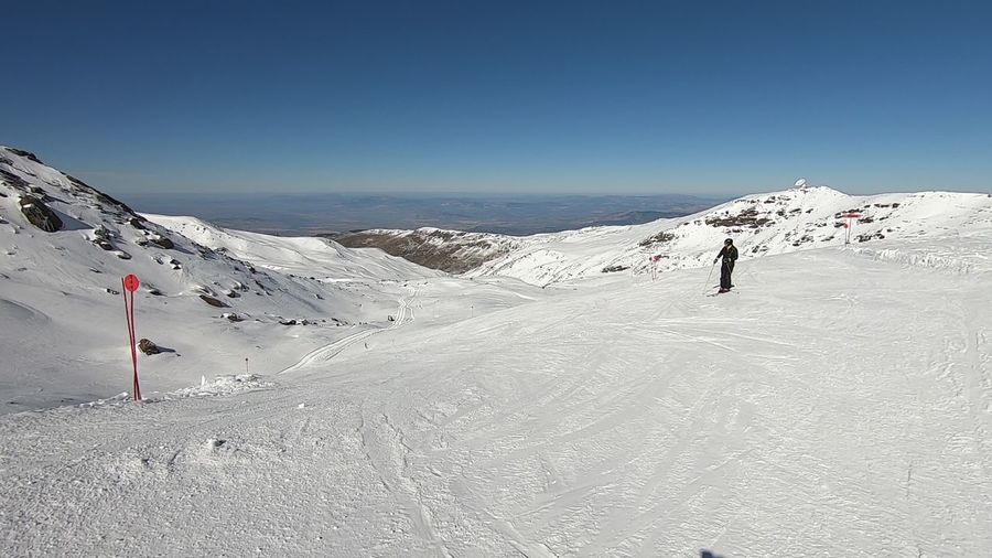 Laguna. Sierra Nevada 2019