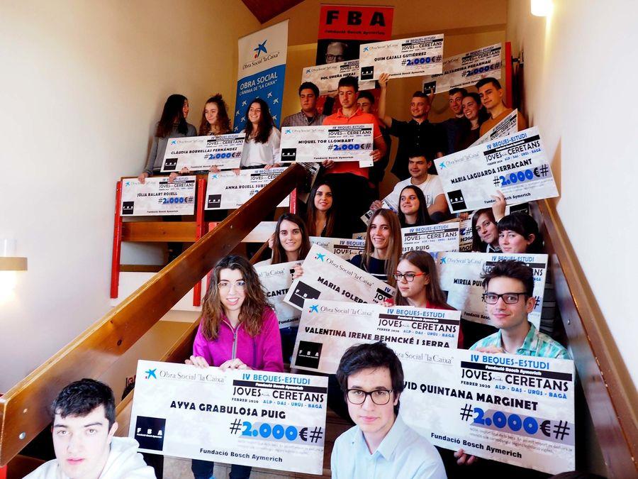 Becas Fundación Bosch Aymerich