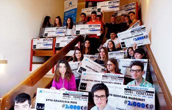La Fundación Josep Mº Bosch Aymerich de Masella vuelve a dar becas para estudios