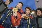 Magnifica actuación de los españoles en Sochi 2014