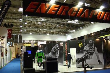 Energia Pura: innovando en materia de seguridad para el esquiador.