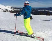 Un consejo para aprender a recuperarse de los errores mientras esquiamos